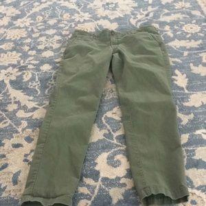 Merona modern fit pants 10